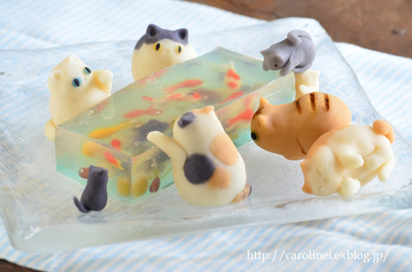 candy-cats-catch-fish-jelly-dessert-8
