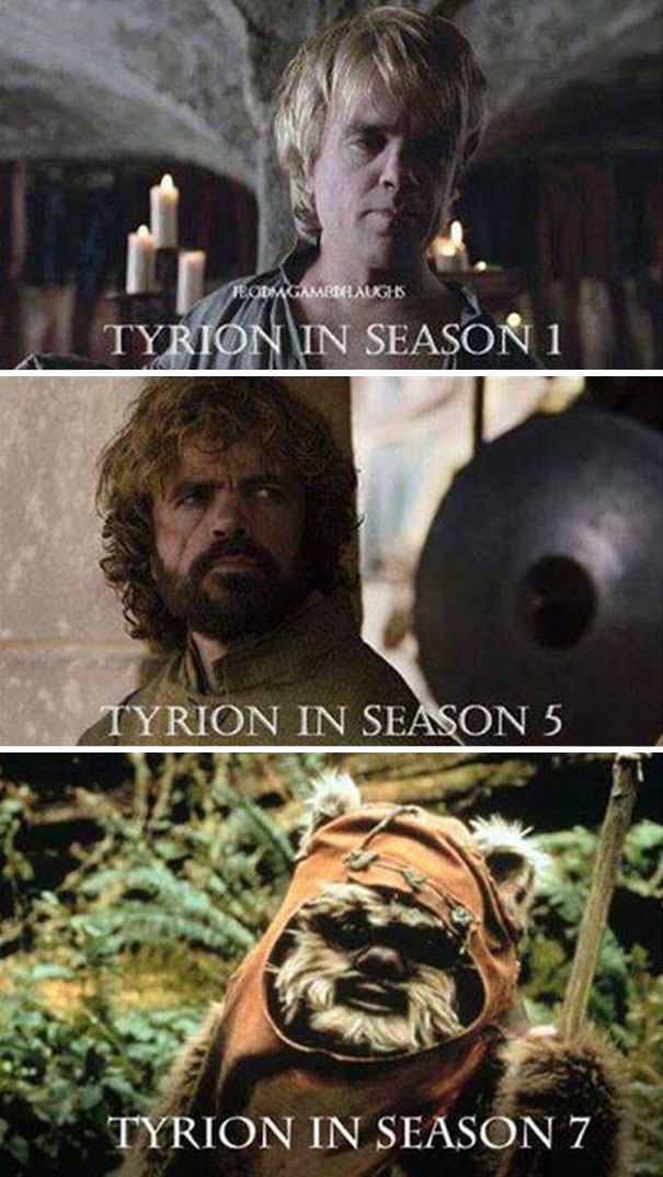 Tyrion Will Be A Guest Star In Star Wars 7