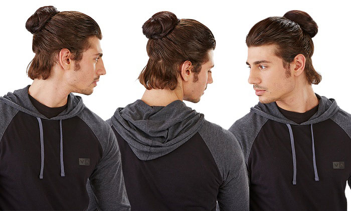man-bun-hair-trend-fake-clip-on-1