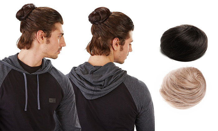 man-bun-hair-trend-fake-clip-on-4