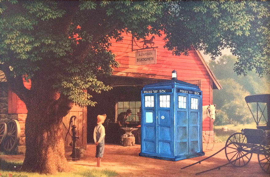 pop-culture-characters-thrift-store-paintings-dave-pollot-2