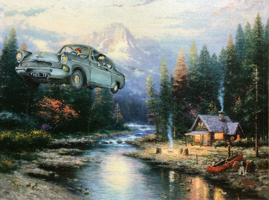 pop-culture-characters-thrift-store-paintings-dave-pollot-30