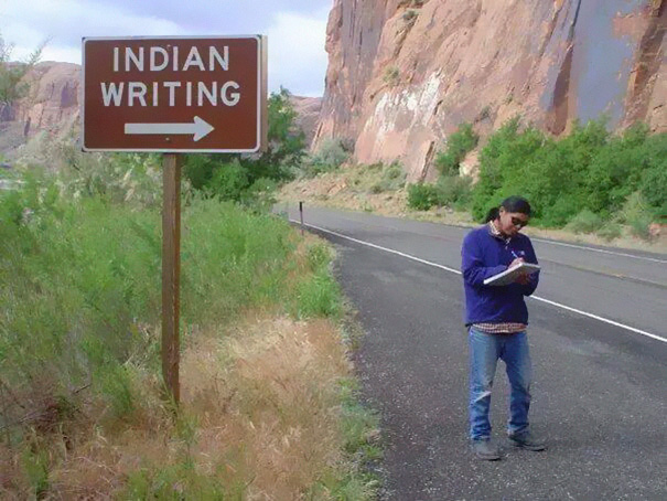 Found Some Amazing Indian Writing
