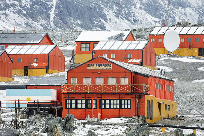 There Are Two Civilian Towns In Antarctica