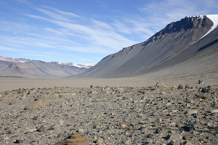 There Are Places In Antarctica Which Haven't Received Rain Or Snow In 2 Million Years