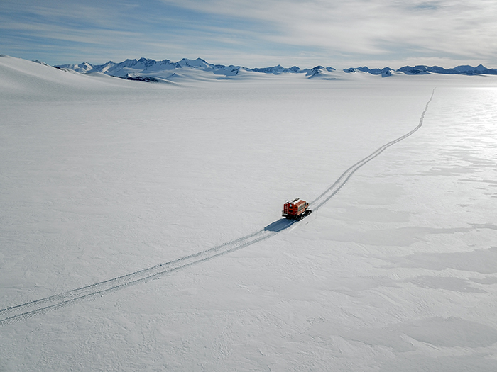 Antarctica Is The Coldest, Windiest And Driest Continent