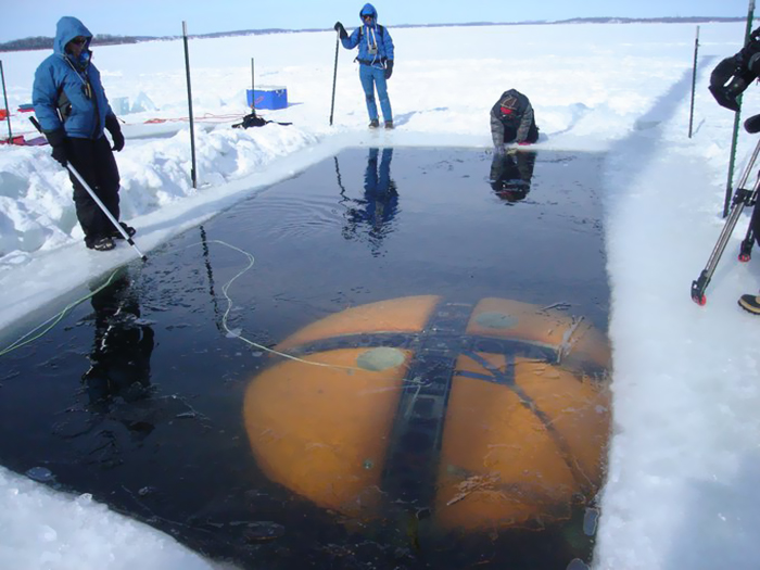 More Than 300 Large Lakes Exist Underneath The Ice Sheet