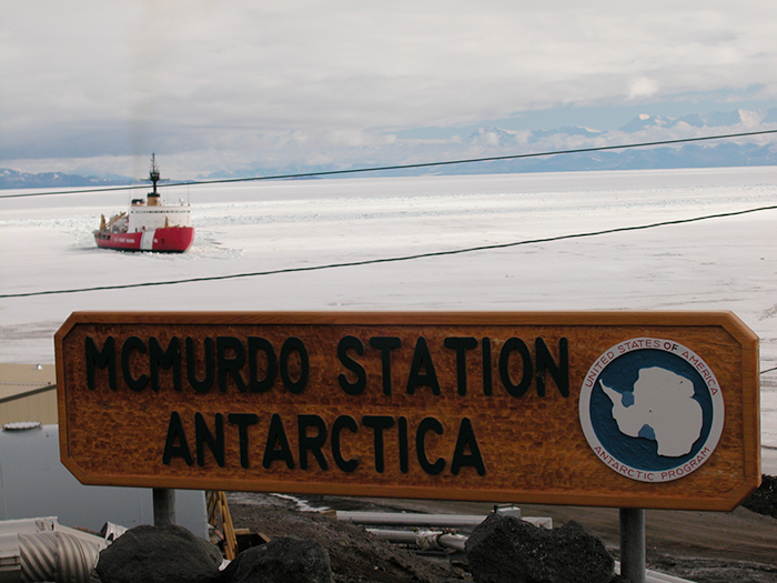 Antarctica Has No Official Time Zone