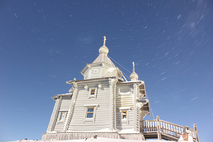 There Are Seven Christian Churches In Antarctica