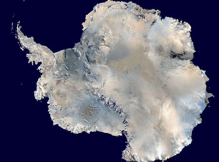 Antarctica Is 1.5 The Size Of US